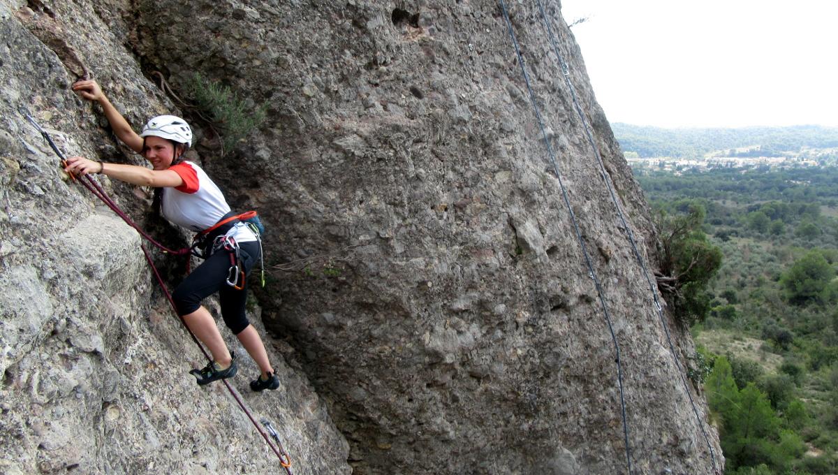 Catalonia climbing