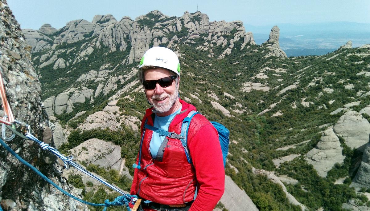 Barcelona Climbing Montserrat