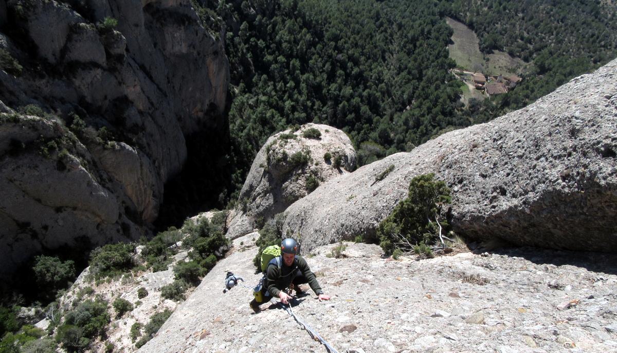 Barcelona Climbing - Montserrat