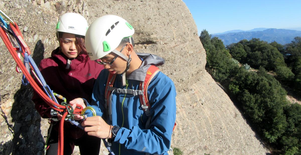climbing guide montserrat